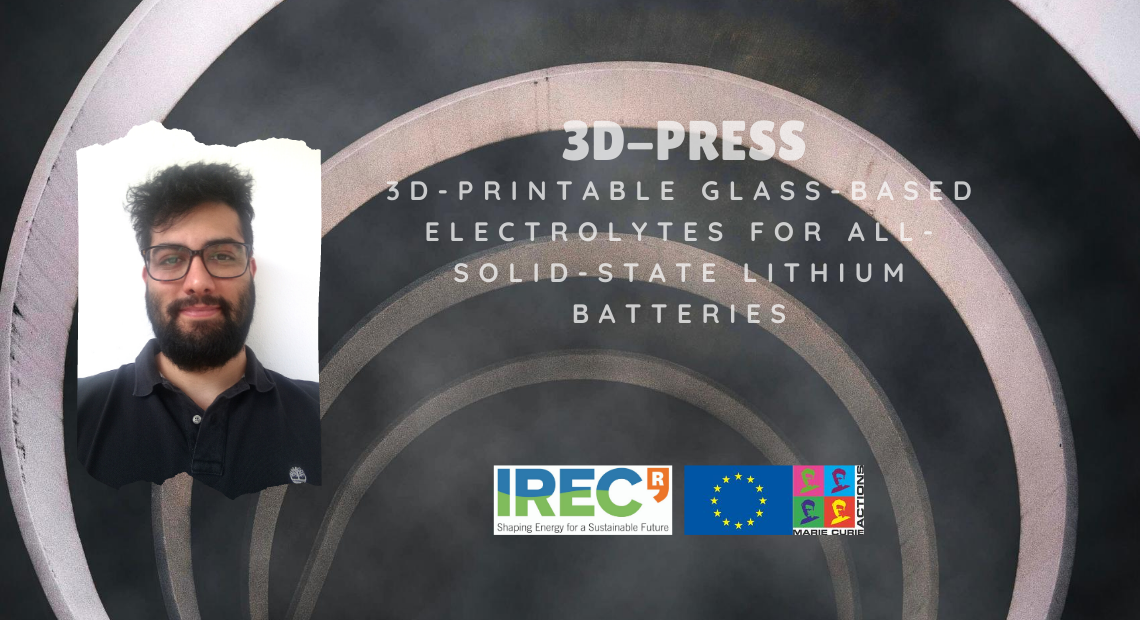3D-PRESS EU project