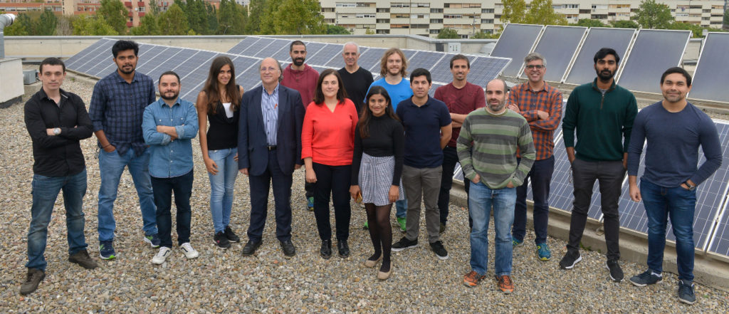 Energy Storage, Harvesting and Catalysis group