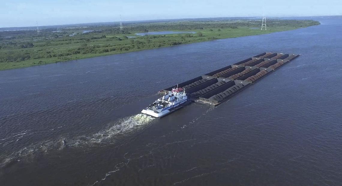 Descarbonización del transporte fluvial en la Hidrovía Paraguay-Paraná