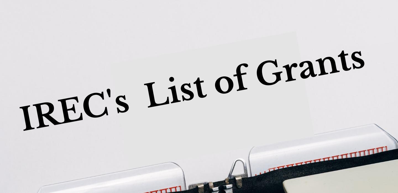 List of Grants-banner