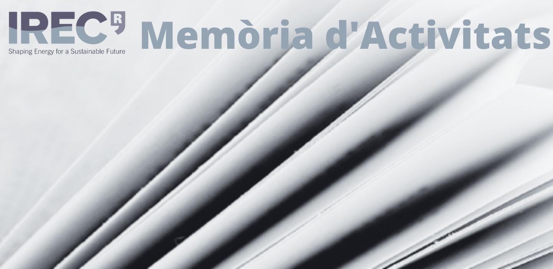 Memoria d'activitats_banner